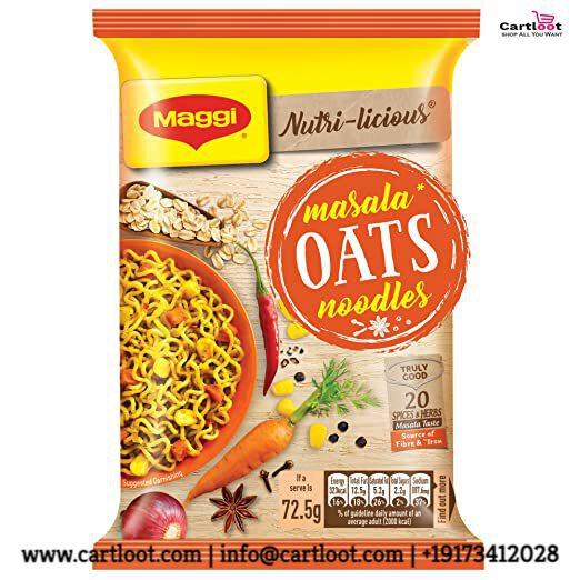 Instant Oats – Maggi Oats