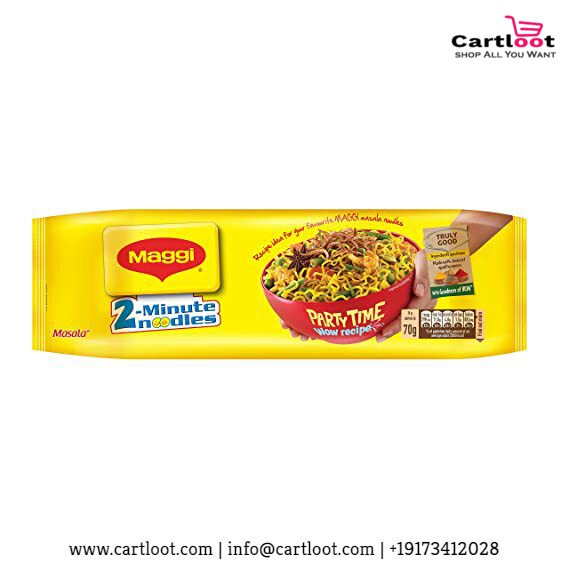 Best thing about Maggi Instant Noodles