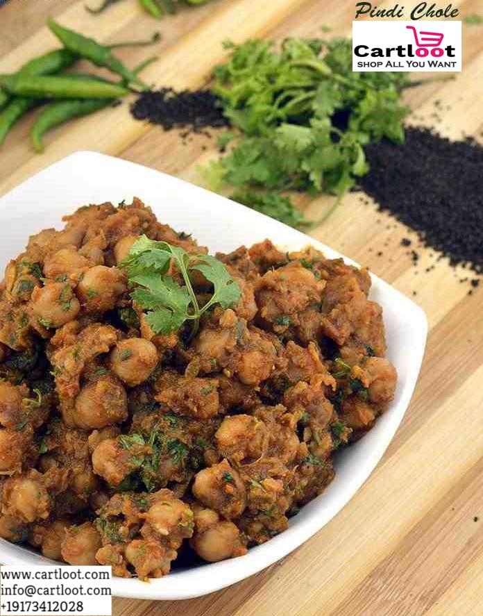 Amritsari Pindi Chhole Recipe