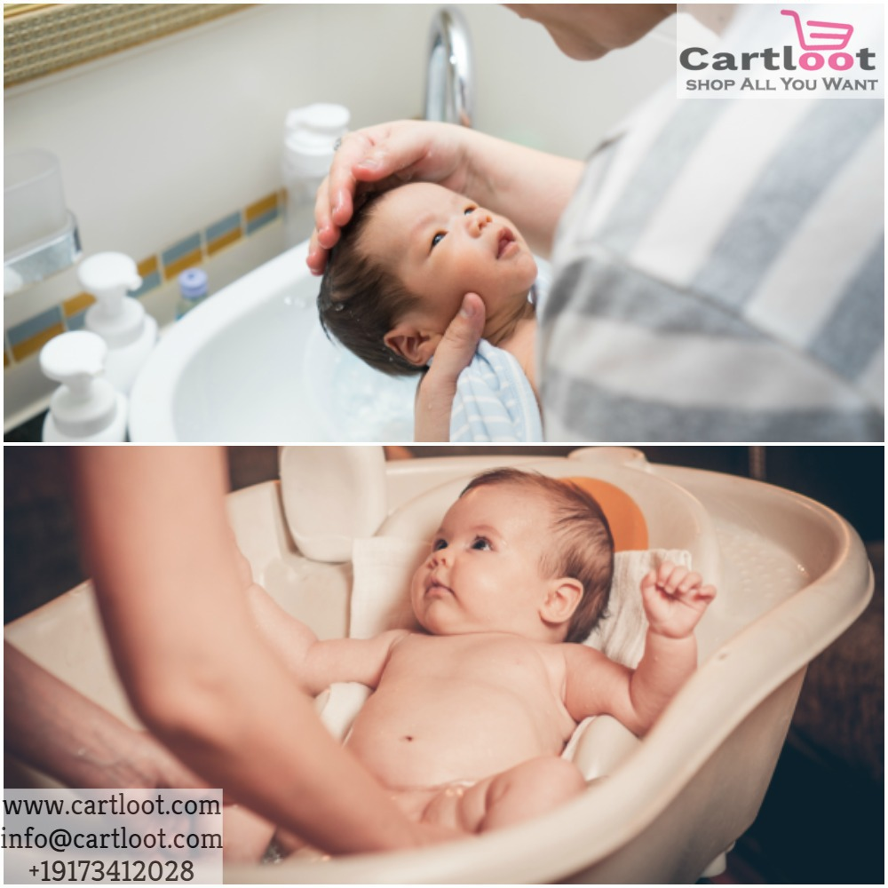 Bathing Your Baby