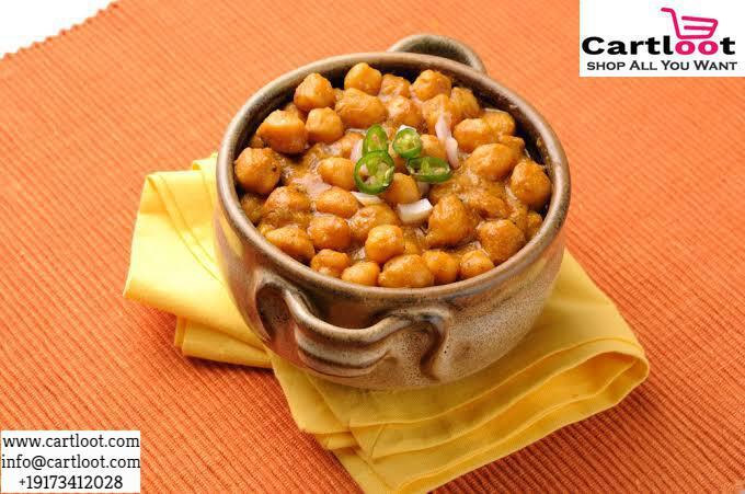 Dakhshini Chhole Recipe