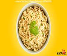 Types of delicious instant noodles