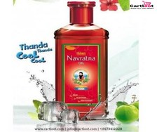 Key benefit of Navratna Hair Oil