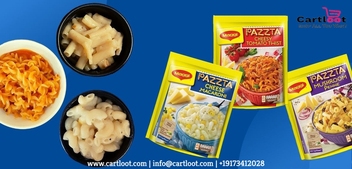 Why maggi pazzta famous in all over the world