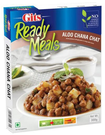Aloo Chana Chat