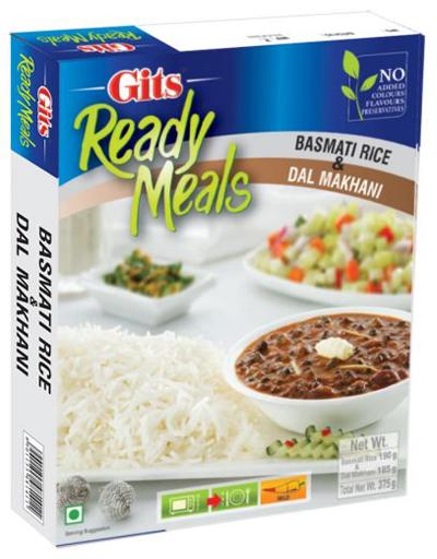 Basmati Rice+ Dal Makhani