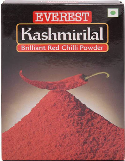 Everest Kutilal Chilli Powder  (200 g)