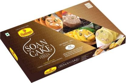 Haldiram's Soan Cake (Multi Flavour) Box