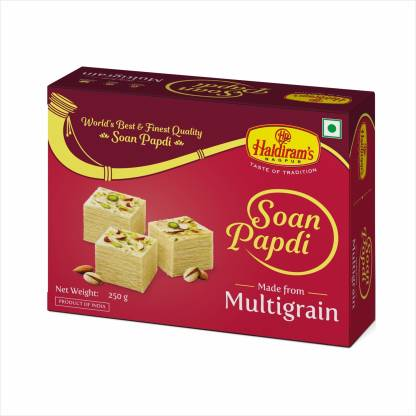 Haldiram's Soan Papdi (Multigrain)