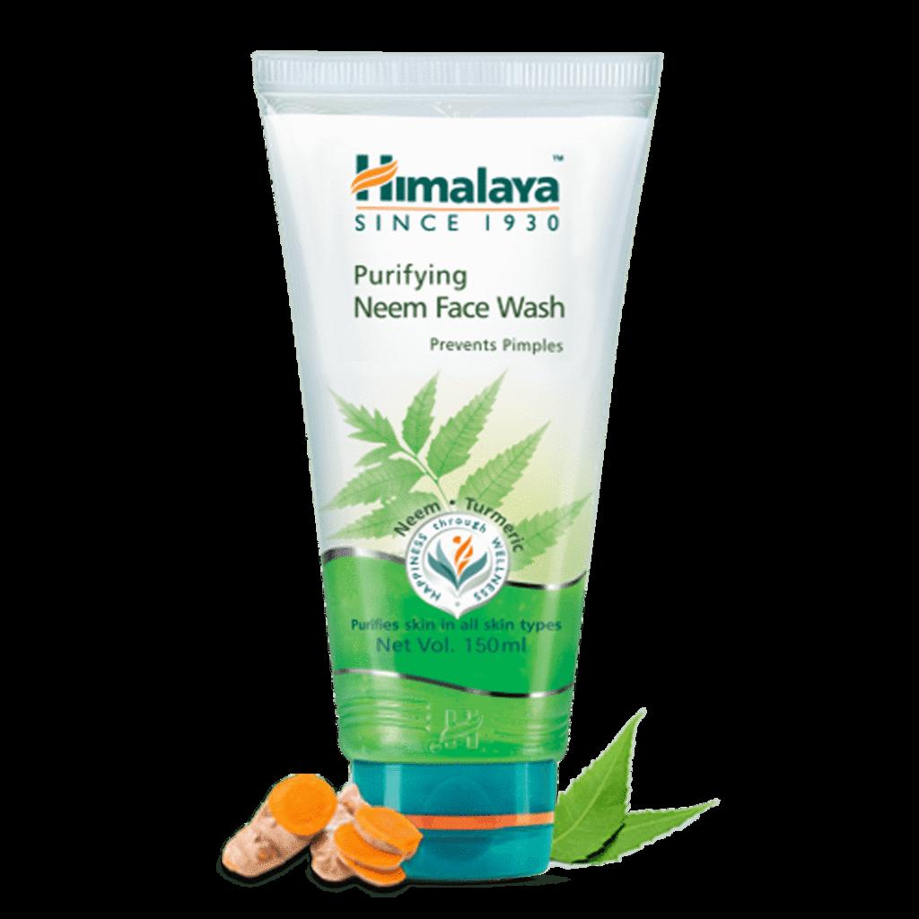 Himalaya Herbals Purifying Neem Face Wash-150 ml