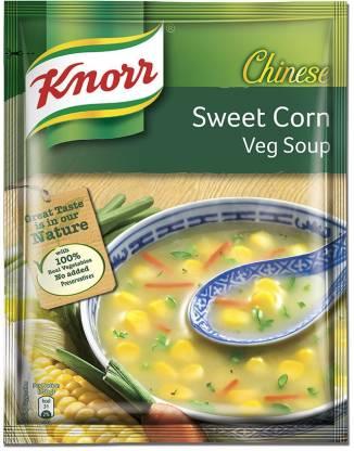 Knorr Sweet Corn Vegetable Soup  (44 g)