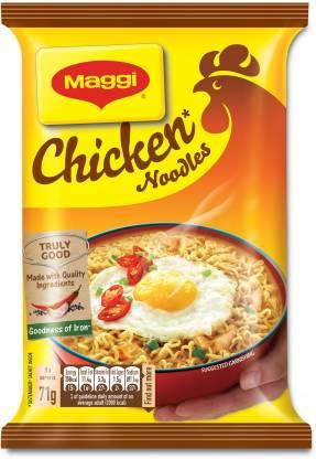 Maggi Chicken Instant Noodles Non-vegetarian  (71 g)