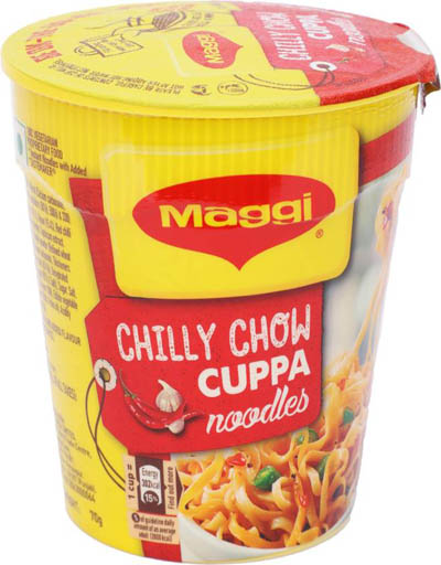 Maggi Chilly Chow Cup Noodles 70 g