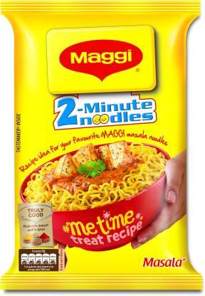 Maggi Masala Instant Noodles Vegetarian-70G