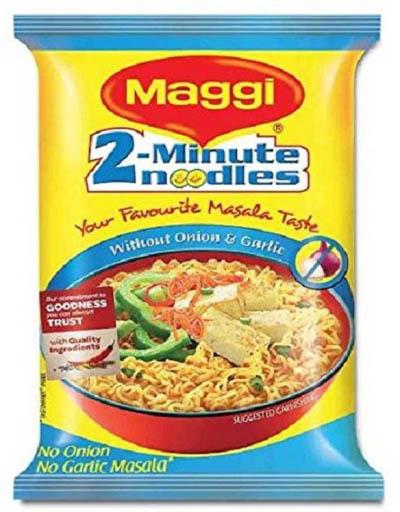 MAGGI No Onion No Garlic Noodles, 70g