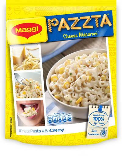 Maggi Pazzta Cheese Macaroni Pasta  (70 g)