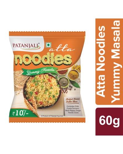 Patanjali Atta Noodles Yummy Masala