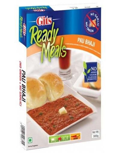 Pau Bhaji (No Onion / No Garlic)