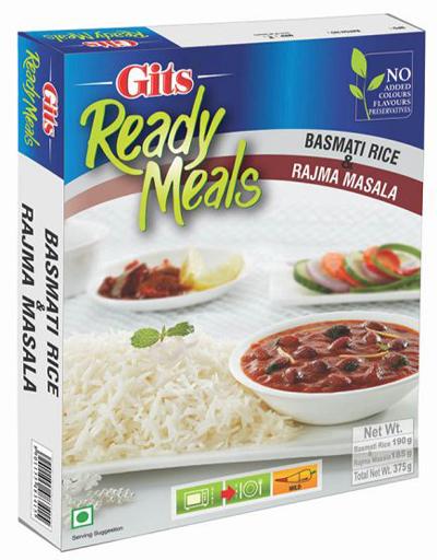 Basmati Rice + Rajma Masala